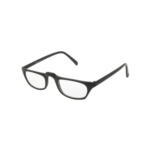 21996f34f92 Wholesale Single Power Black Plastic Square Readers Unisex Bulk