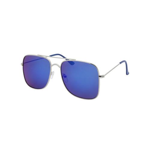 00afb1ea6b7 Unisex Square Aviator Sunglasses
