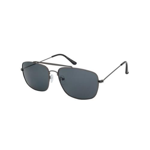 48ebb016913ce Wholesale Assorted Colors Metal UV400 Square Aviator Sunglasses Men Bulk