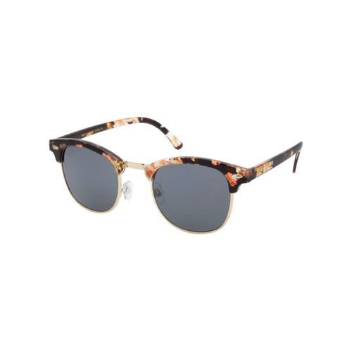 3c8a6528e17 Wholesale Hang Ten Smoke Color Polycarbonate Metal UV400 Round Sunglasses  Women