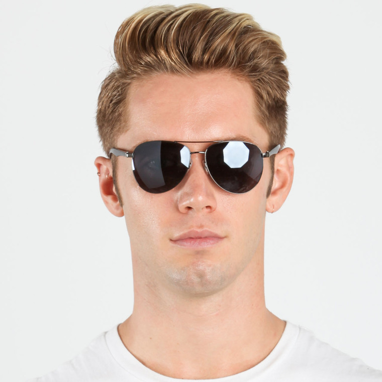 MENS AVIATOR SUNGLASSES  WHOLESALE | ASSTD. 12 PCS | RAM04