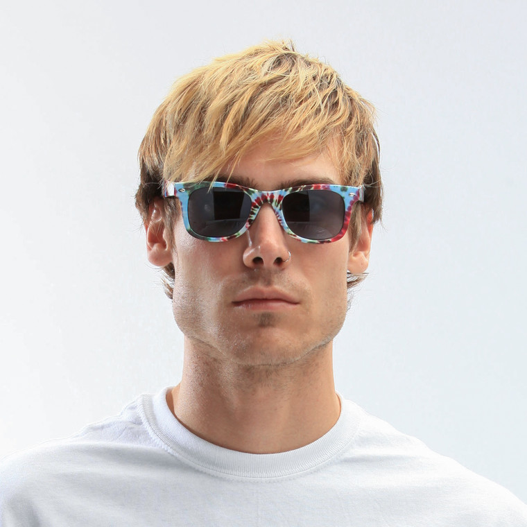 W Collection Tie-Dye Sunglasses