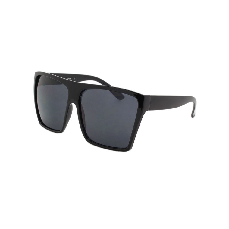Black Square Men's Sunglasses | Ride With Pride