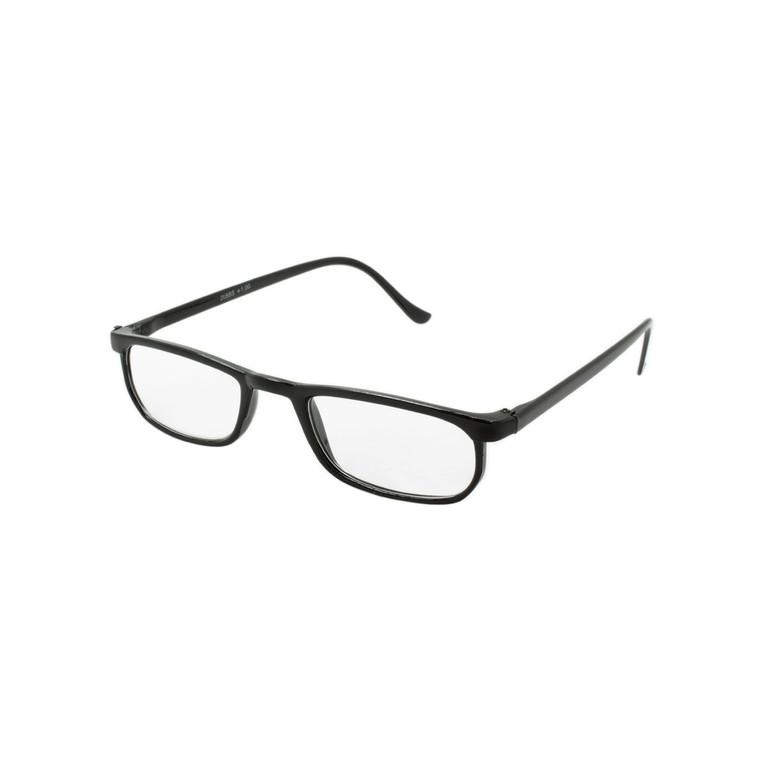 Single Power Unisex Cheetah Half-Eye Readers