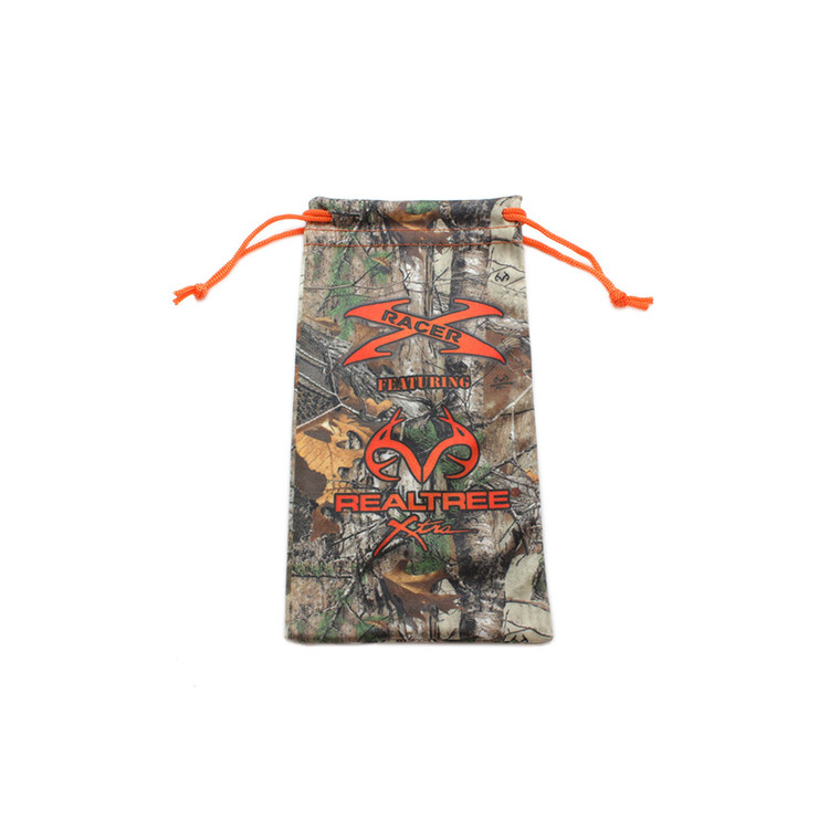 Racer X- RealTree Microfiber Pouch Shark Eyes RXSRTPOUCH