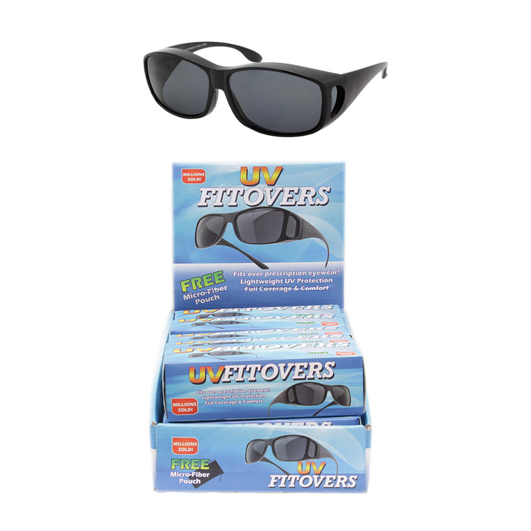 UV Fitover Sunglasses