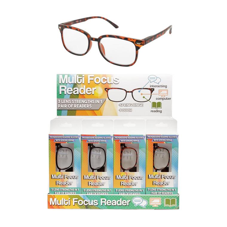 Multi-Focus Readers + Display