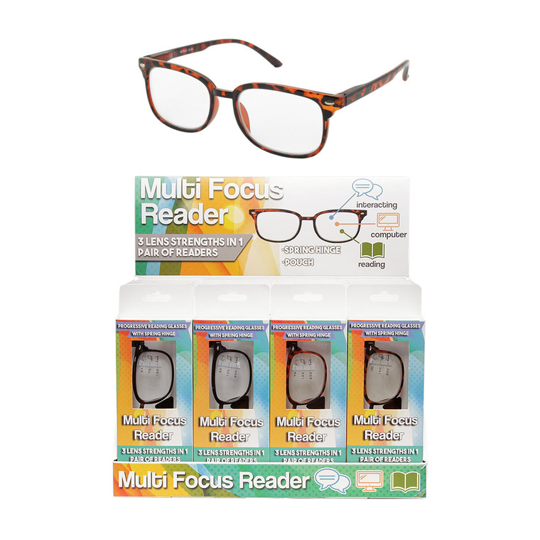 Multi-Focus Readers + Display