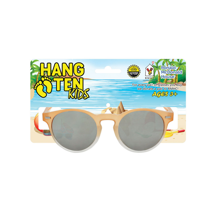 HangTen Kids Girl Sunglasses With Hang Card
