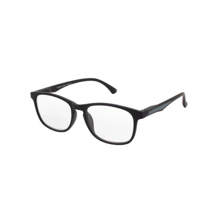 Men's Soft Finish Square Reading Glasses MIRG26 A