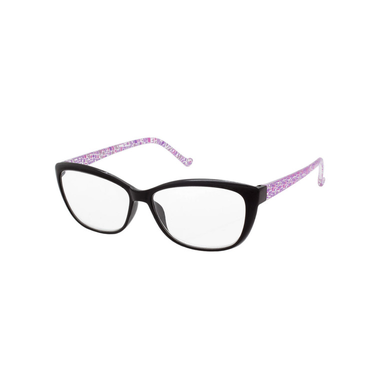 Women's Pattern Temple Reading Glasses
