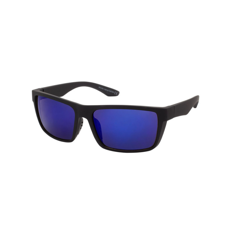 Men's Classic Mirror Lens Sunglasses