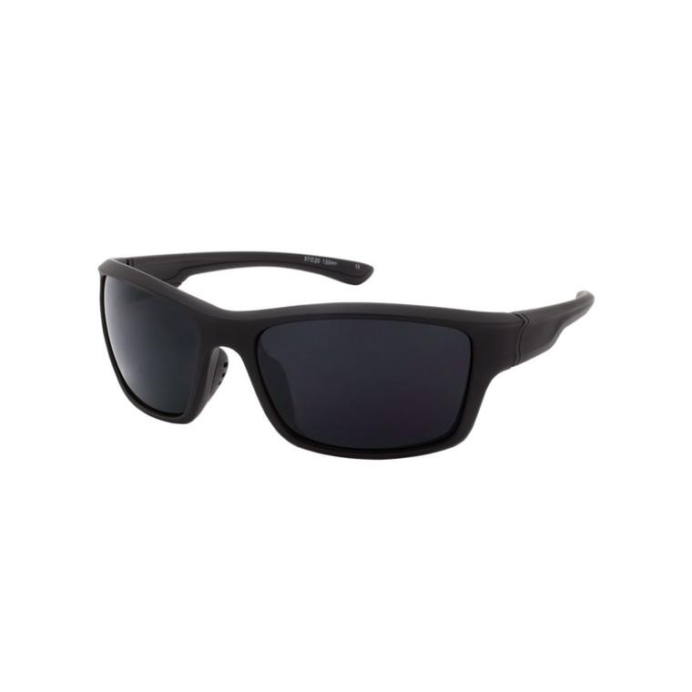 Men's Sport Wrap Soft Finish Sunglasses