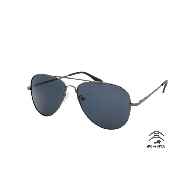 Aviator Spring Hinge Sunglasses