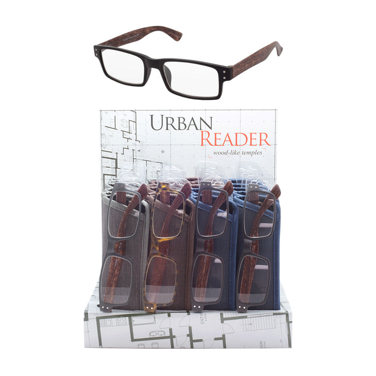 Urban Readers + Display