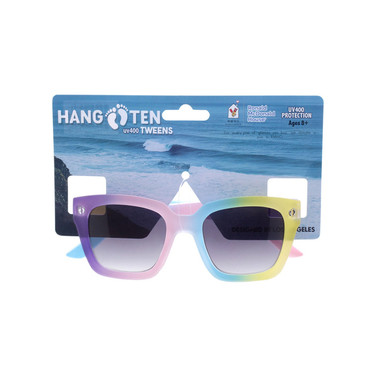 Hang Ten Square Tweens Sunglasses