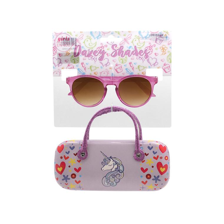 Tween Dazey Shades Fashion Eyewear + Case Set