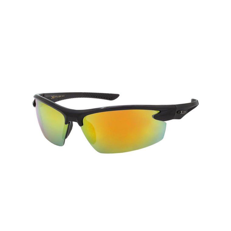 Men's XLoop Semi-Rimless Sport Sunglasses