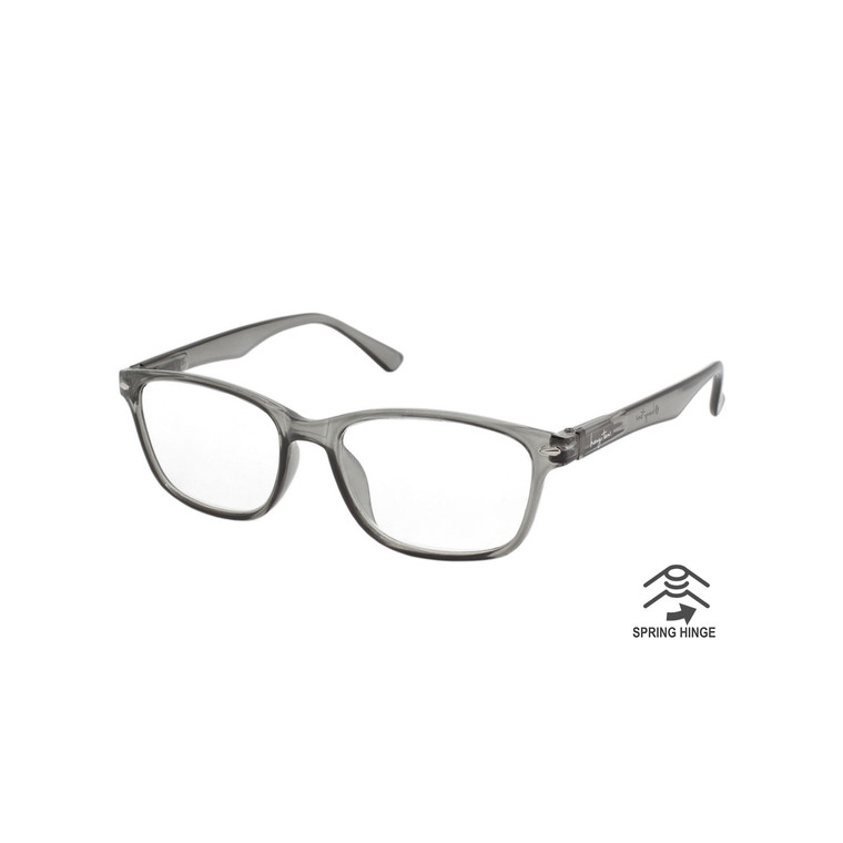 Hang Ten Clear Grey Spring Hinge Readers