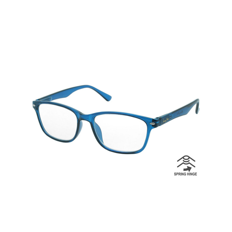 Hang Ten Navy Blue Spring Hinge Readers