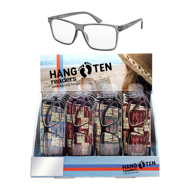 Unisex Hang Ten Readers + Display