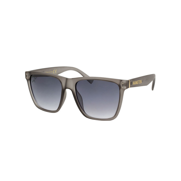 Men's Hang Ten Smoke Gradient Lens Sunglasses