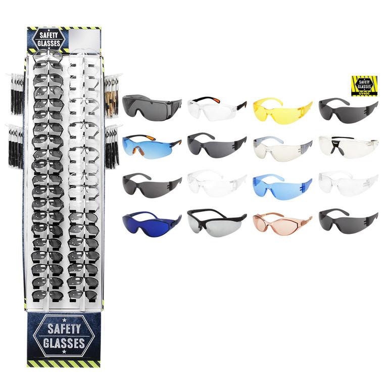 Prop 65 Safety 40 PCS Display + Glasses