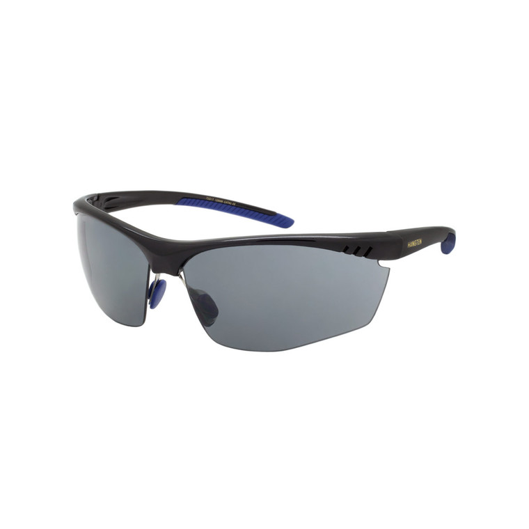 Men's Hang Ten Black Sport Sunglasses