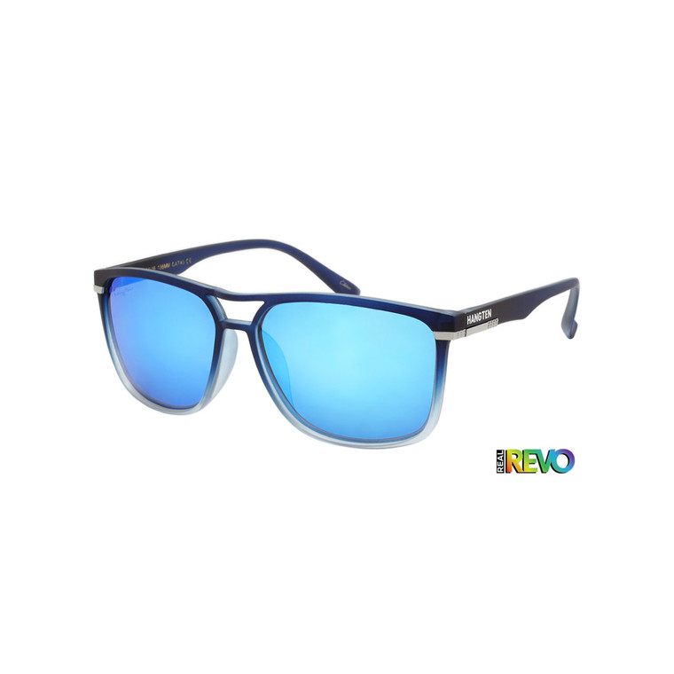 Men's Hang Ten Ice Blue Revo Sunglasses