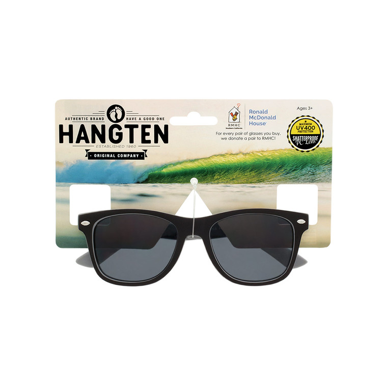 Hang Ten Kids Soft Finish Sunglasses With Hang Card