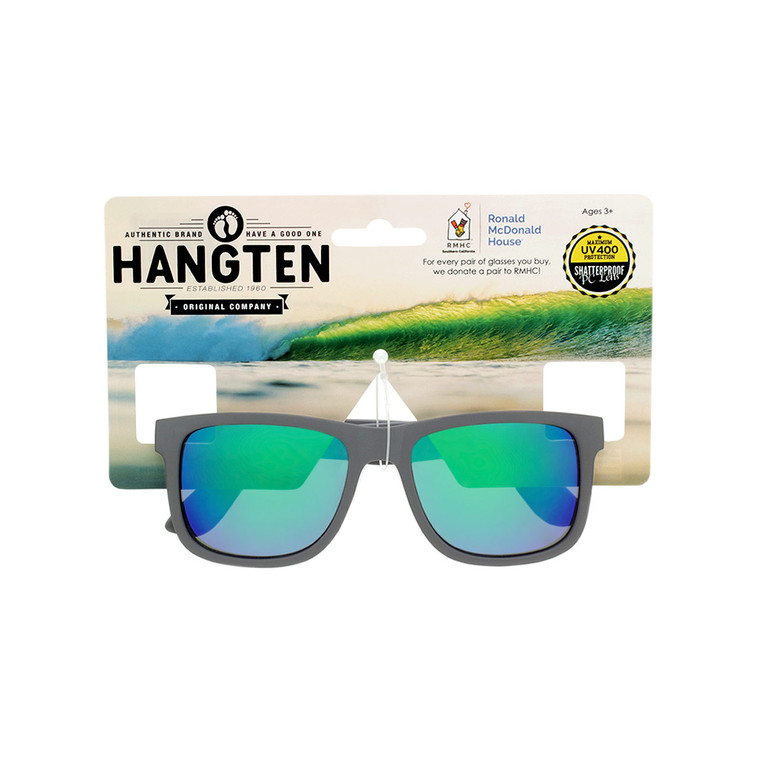 Hang Ten Kids Sunglasses With Hang Card