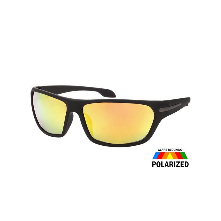 Men's Soft Finish Polarized Sunglasses