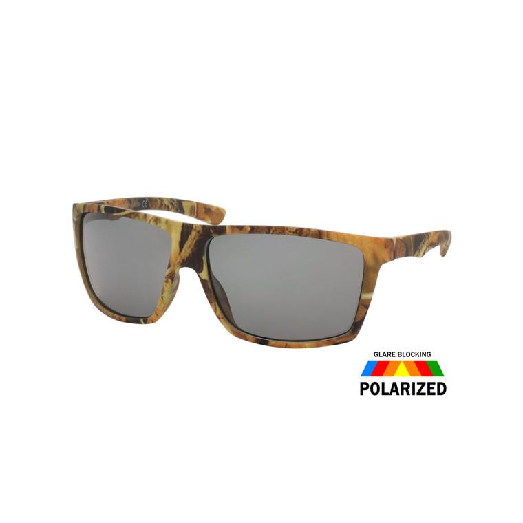 Men's Big Buck Sport Polarized Sunglasses