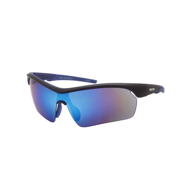 Men's Hang Ten Semi-Rimless Sport Sunglasses