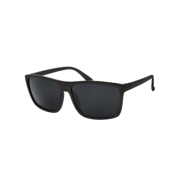 Wholesale Assorted Smoke Polycarbonate UV400 Square Sunglasses Men | 1 Dozen with Tags | LF04SD
