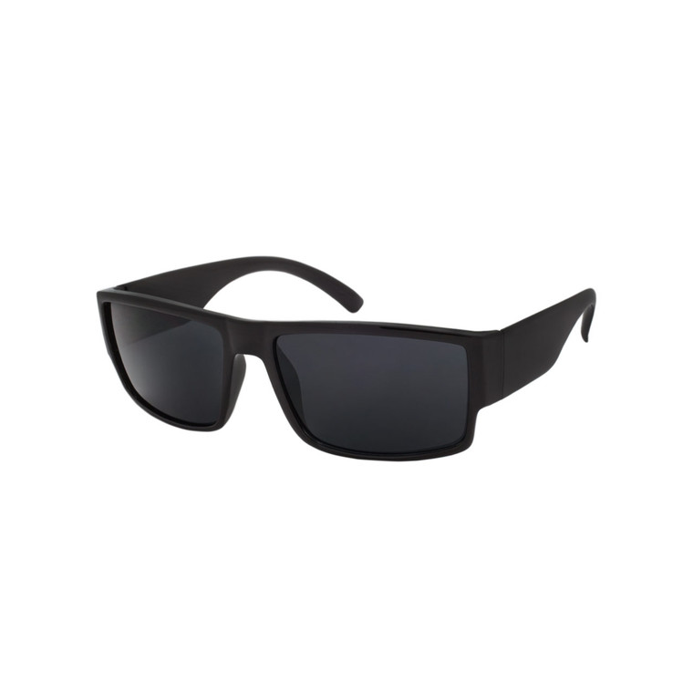 Wholesale Polycarbonate UV400 Square Sunglasses Men | 1 Dozen with Tags | LF08SD