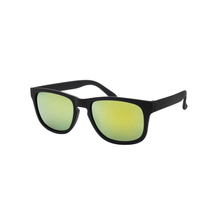 Wholesale Assorted Color Polycarbonate UV400 Square Sunglasses Men | 1 Dozen with Tags | LF09RV
