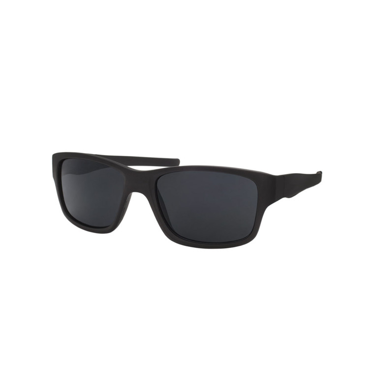 Wholesale Assorted Smoke Polycarbonate UV400 Wrap Sunglasses Men | 1 Dozen with Tags | SP09SD