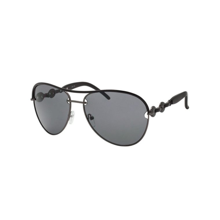 Wholesale UV300 Ladies Metal Aviator Fashion Sunglasses | 99-196