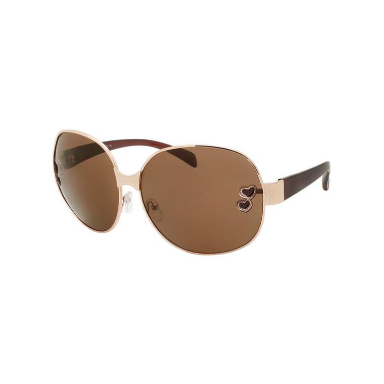 Wholesale UV400 Ladies Round Fashion Sunglasses | 99-199