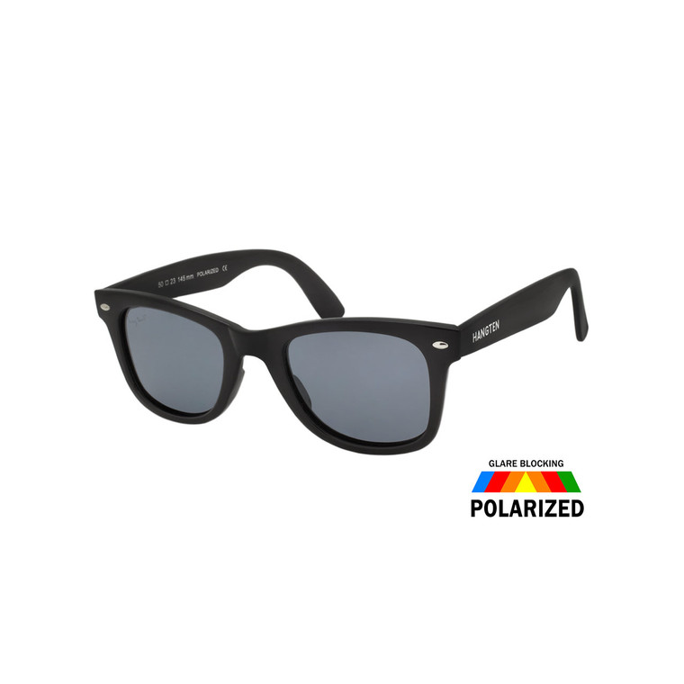 Wholesale Hang Square Frame Polycarbonate UV400 Polarized Square Sunglasses | HTP28A-DZ