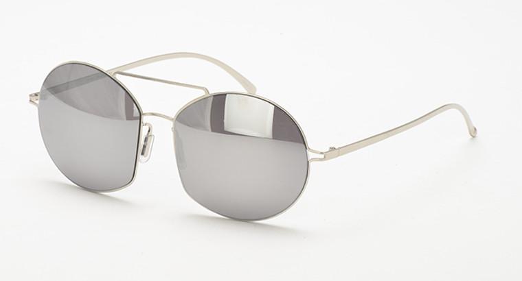 Wholesale UV400 Assorted Color Womens Fashion Round Mirror Sunglasses   4060RV