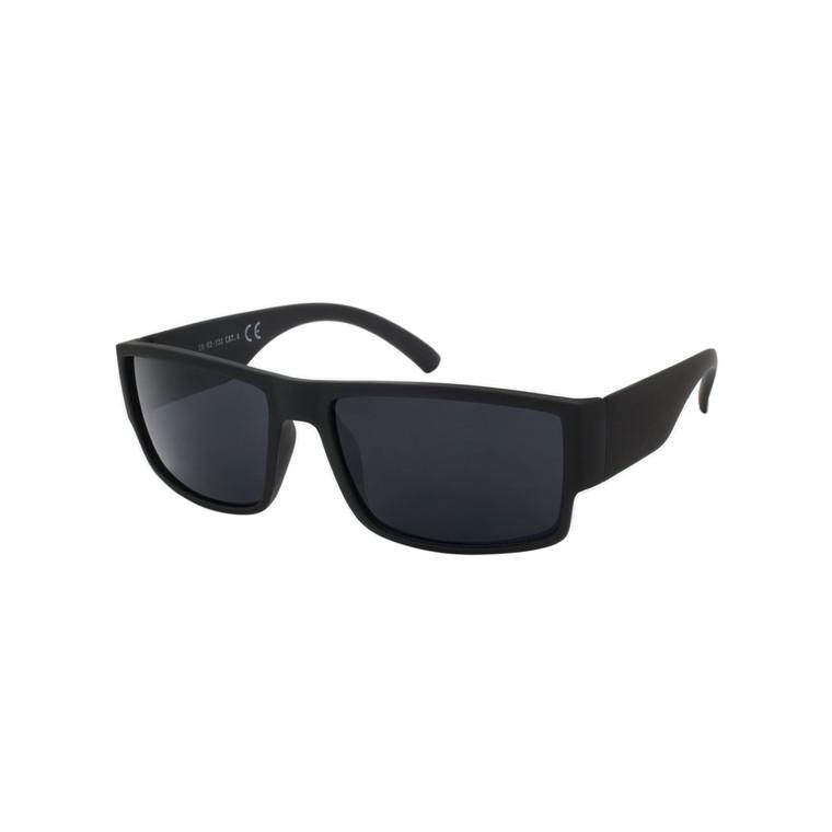 Wholesale Polycarbonate UV400 Square Soft Feel Sunglasses Men | LF08ST