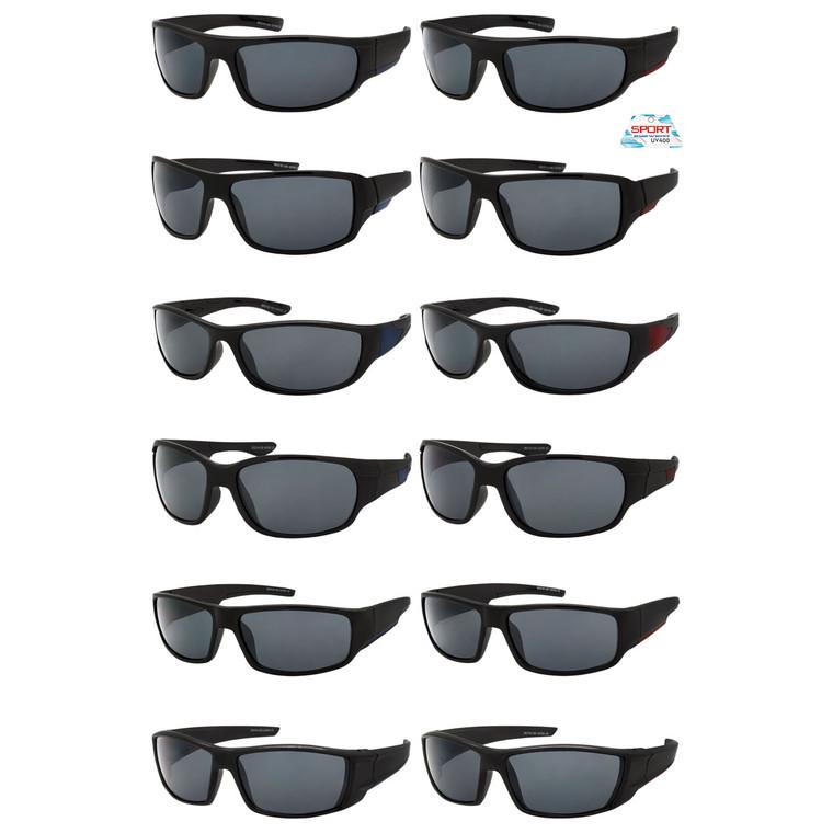 Men's Assorted Sport Sunglasses