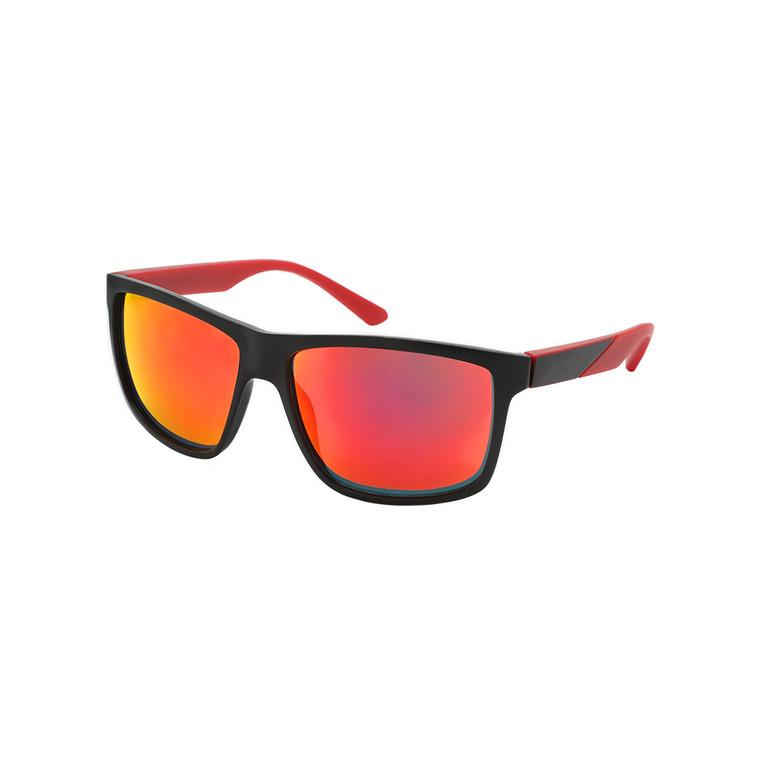 Wholesale Assorted Colors Polycarbonate UV400 Classic Sunglasses Men | 1 Dozen with Tags | WCL26