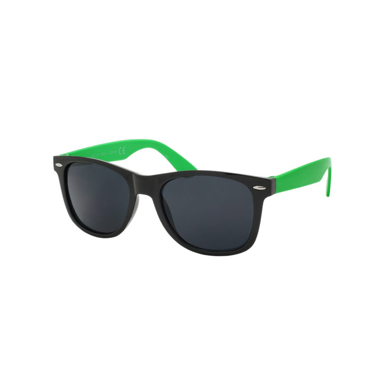 Wholesale Multicolor Plastic Classic Square Sunglasses Unisex Bulk   1Dozen with Tags   W2CT