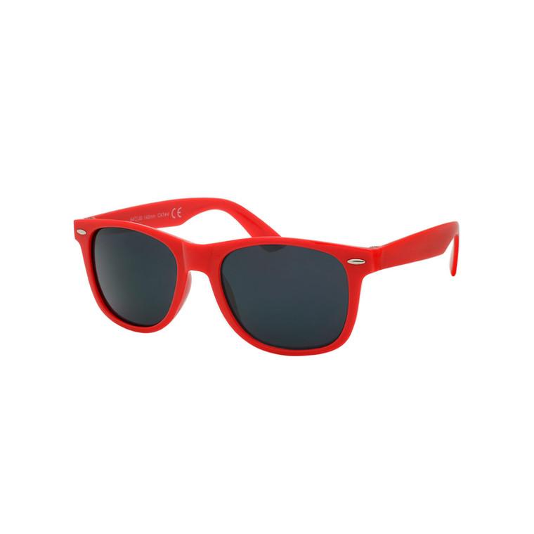 Wholesale Multicolor Plastic Classic Square Sunglasses Unisex Bulk | 1Dozen with Tags | W2C
