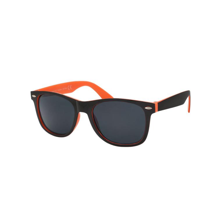 Wholesale Multicolor Plastic Classic Square Sunglasses Unisex Bulk | 1Dozen with Tags | W2DC