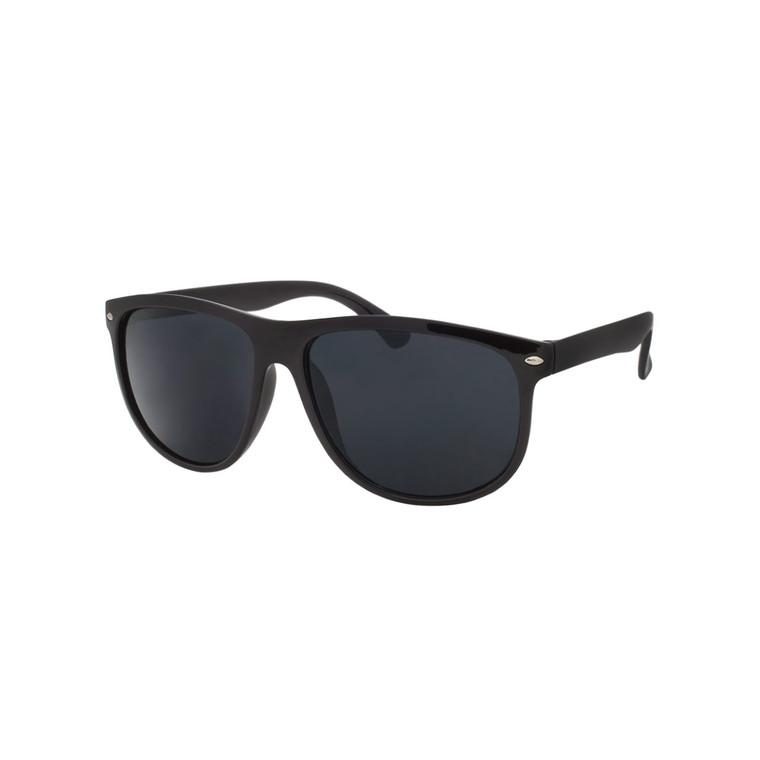 Wholesale Assorted Smoke Polycarbonate UV400 Square Sunglasses Men | 1 Dozen with Tags | LF03SD