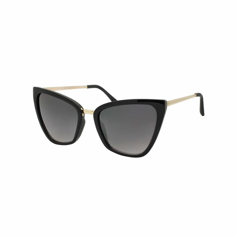 Wholesale Metal Assorted Colors UV400 Cat Eye Fashion Sunglasses Women | 1 Dozen with Tags | DS258